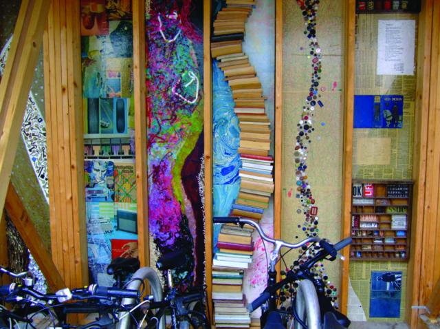 Daintree bike shelter